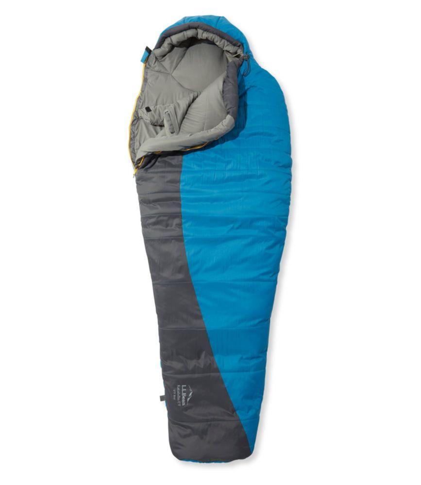 L.L.Bean Katahdin CT Sleeping Bag with Celliant, Mummy 0°