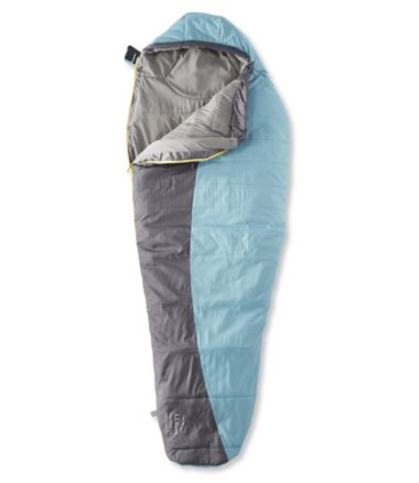 L.L.Bean Katahdin CT Sleeping Bag with Celliant, Women's Mummy 0°