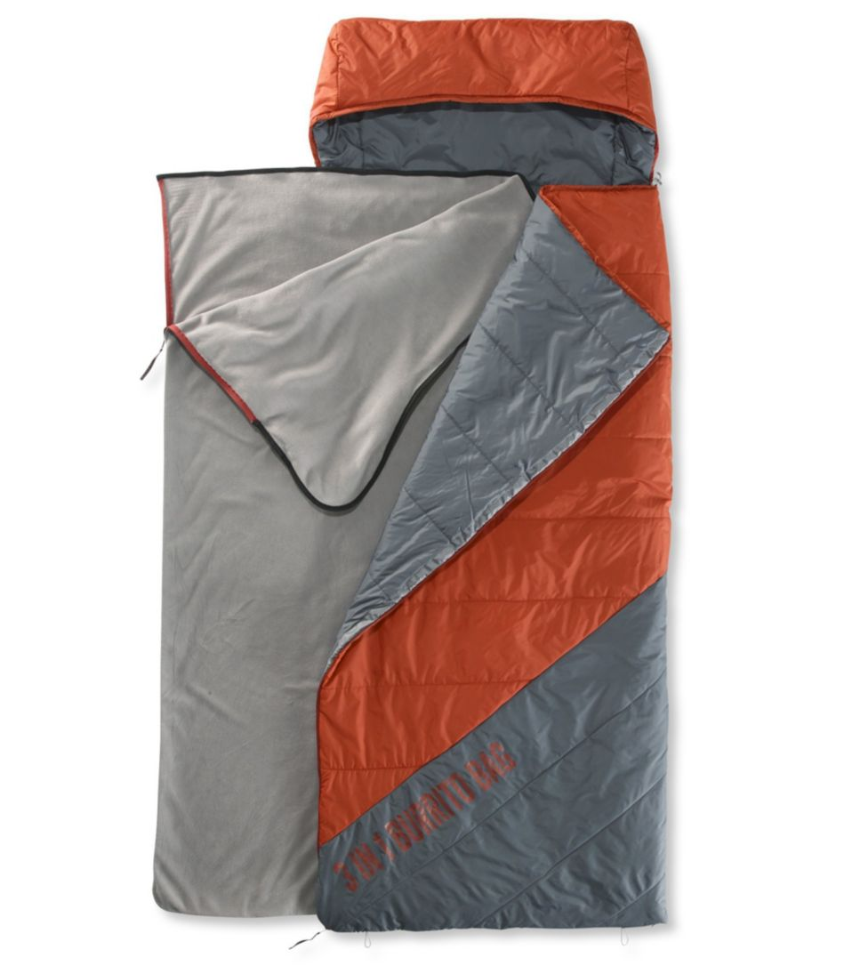 Traverse 3-in-1 Burrito Sleeping Bag