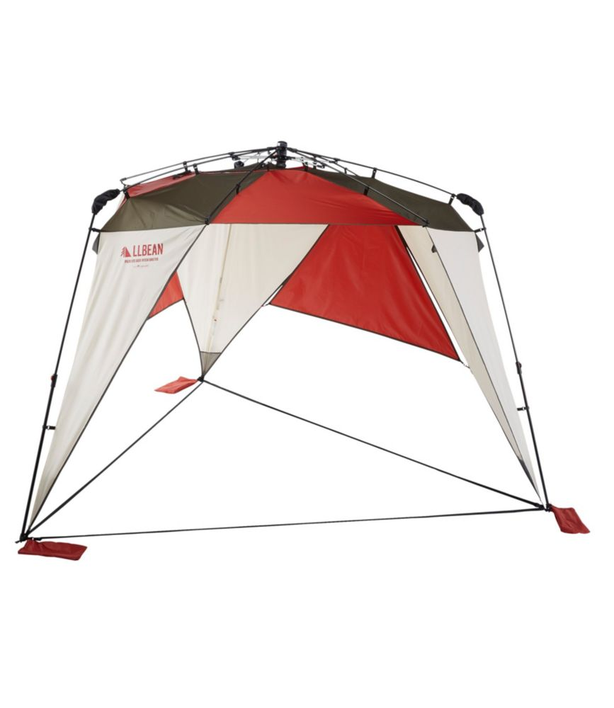 Traverse PackLite Easy-Pitch Shelter  sc 1 st  LLBean : ll bean beach tents - memphite.com