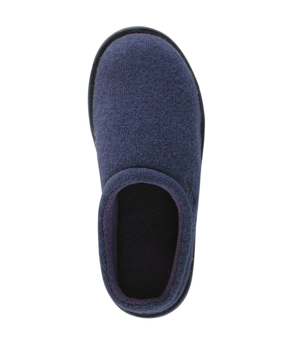 Men's Sweater Fleece Scuffs