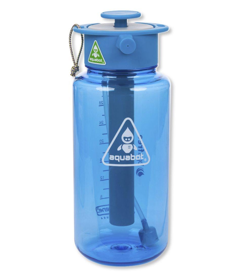 Aquabot Water Bottle, 32 oz.