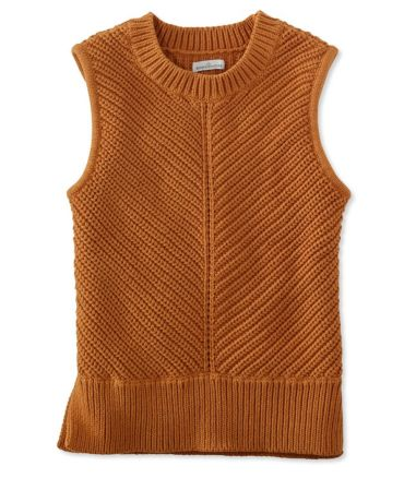 Signature Sweater Vest