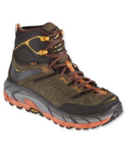 Men's Hoka One One Tor Ultra Hi Waterproof Hiking Boots