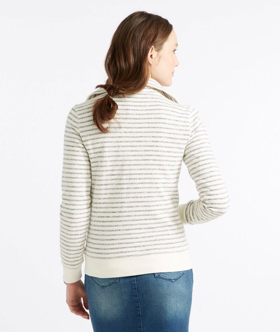 Signature Quarter-Zip Funnelneck Sweatshirt