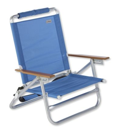 L.L.Bean Folding Beach Chair