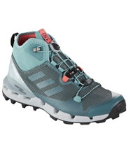Women's Adidas Terrex Fast Gore-Tex Surround Hiking Shoes