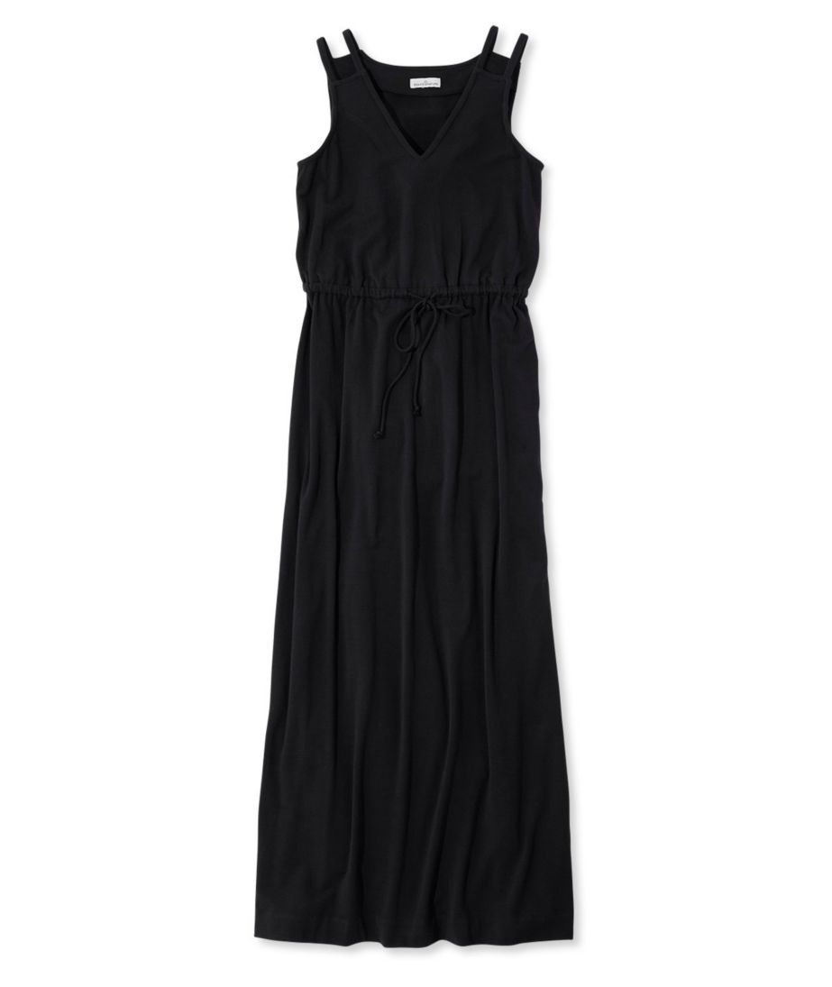 Signature Knit Maxi Dress