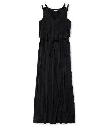 Signature Knit Maxi Dress