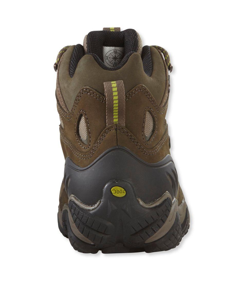 Men's Oboz Sawtooth Waterproof Hiking Shoes