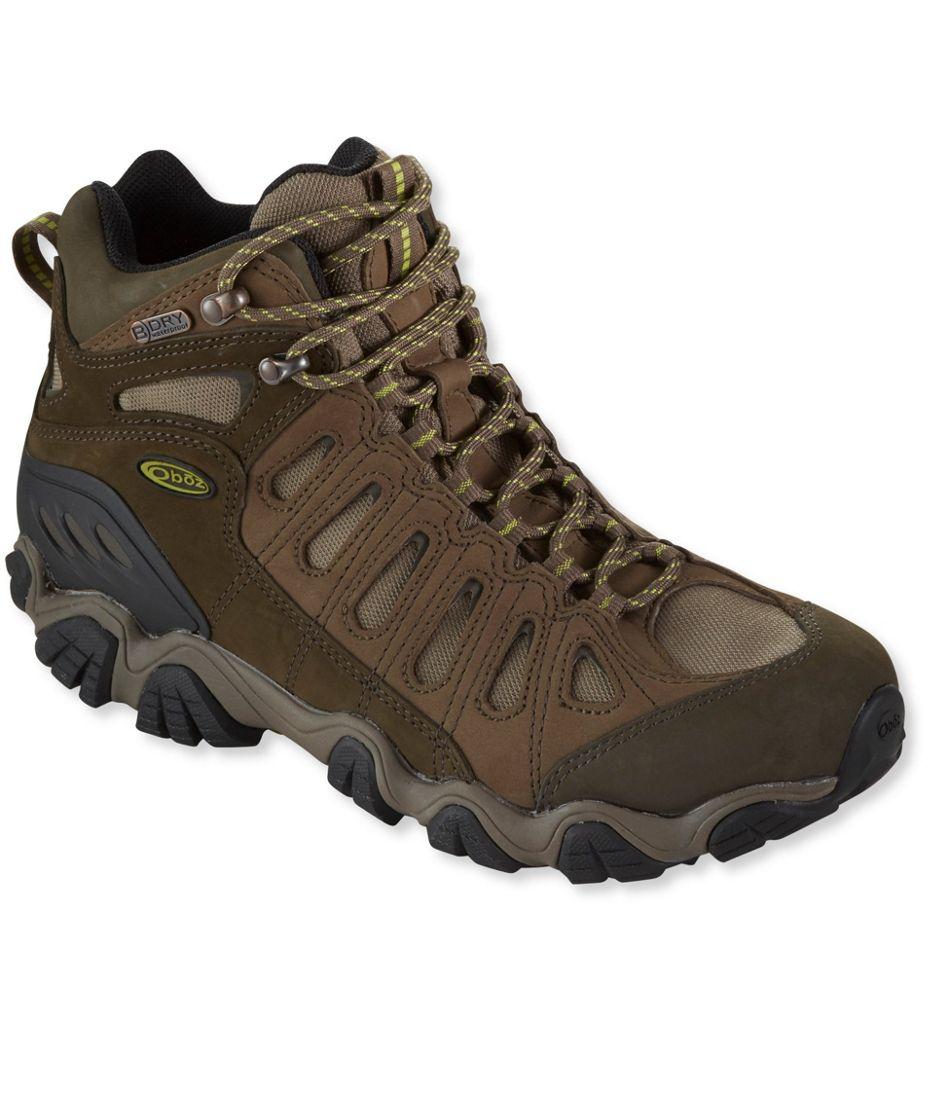 77d5eace01b Men's Oboz Sawtooth Waterproof Hiking Shoes