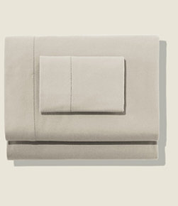 Premium Supima Flannel Sheet Collection