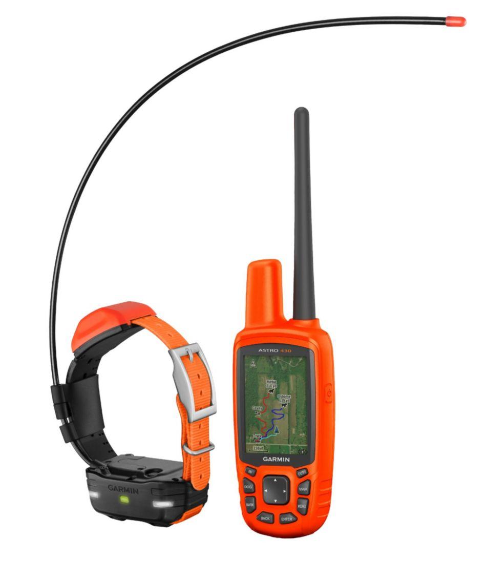 Garmin Astro 430 Dog Tracking GPS Bundle with T5 Dog Collar Transmitter