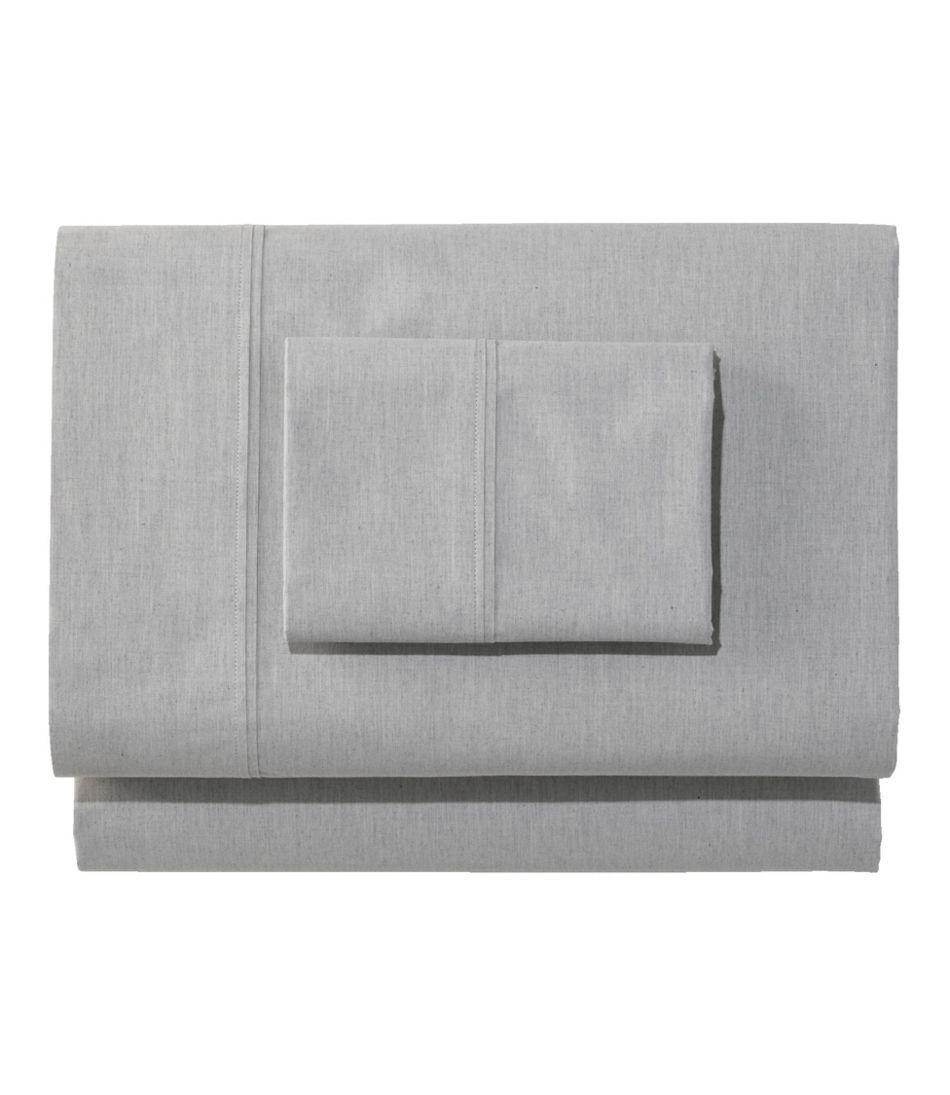 Organic Cotton Percale Sheet Collection