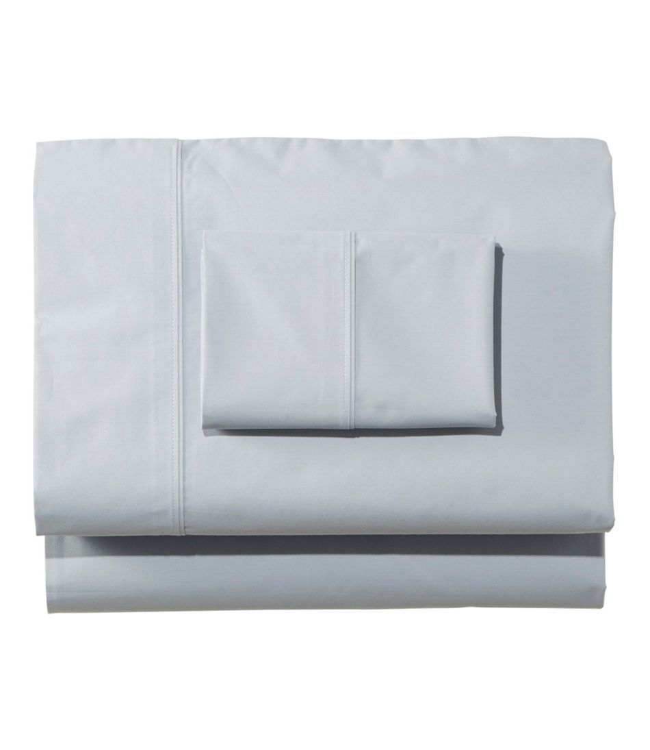 Organic Cotton Percale Sheet Collection
