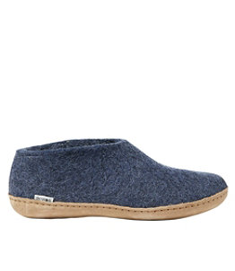 Adults' Glerups Wool Slipper, Shoe