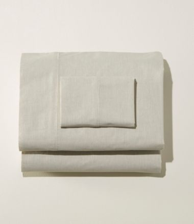 Heather Touch Sheet Set