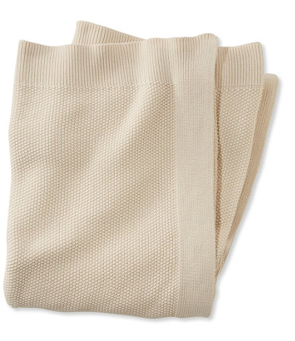 Organic Cotton Blanket. Home Goods on Sale