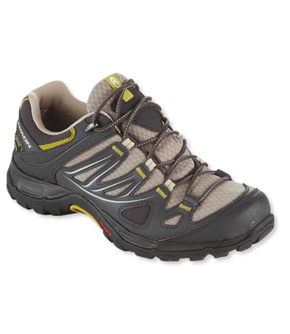 Women's Salomon Ellipse Gore-Tex Hiking Shoes