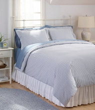 Percale Comforter Cover Collection, Stripe