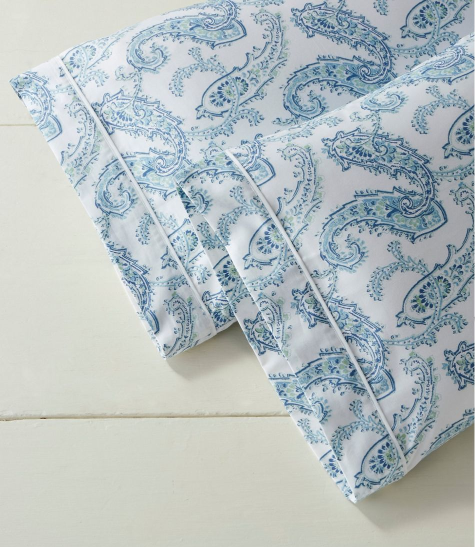 Wrinkle-Free Pillowcases, Set of Two