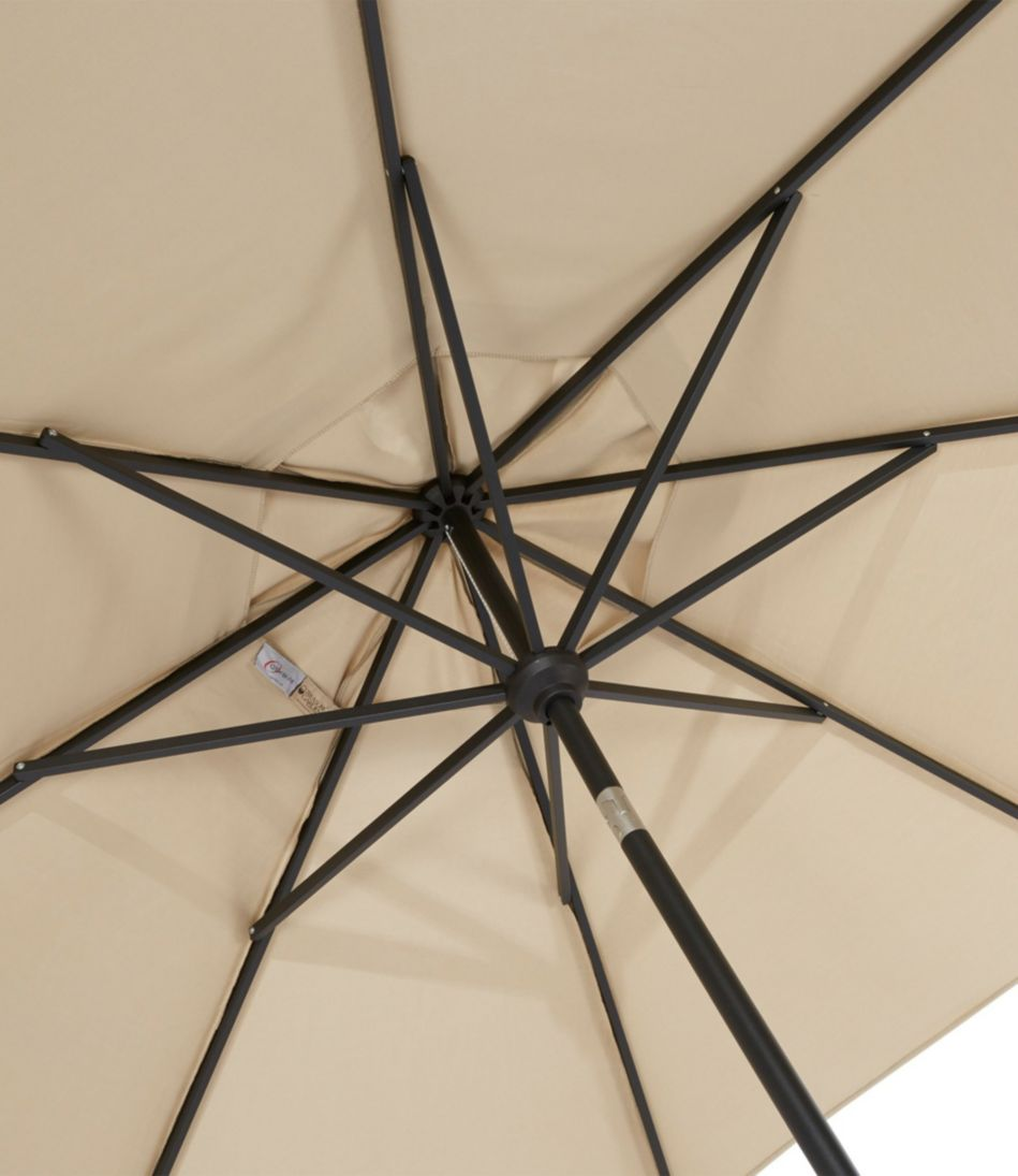Patio Umbrella, Aluminum Frame