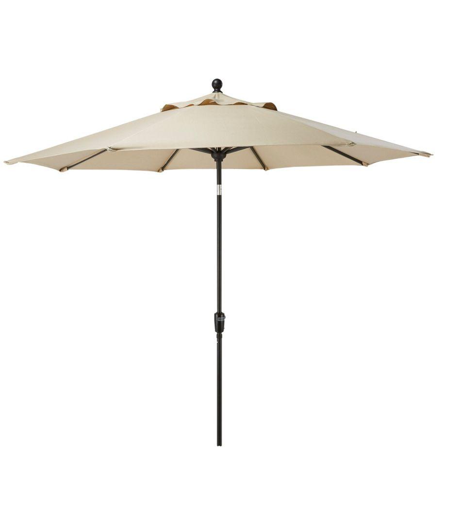 Patio Umbrella, Aluminum Frame