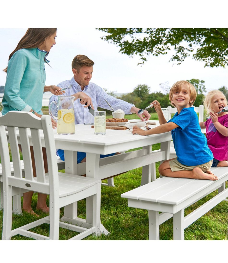 All Weather Farmhouse Table Large