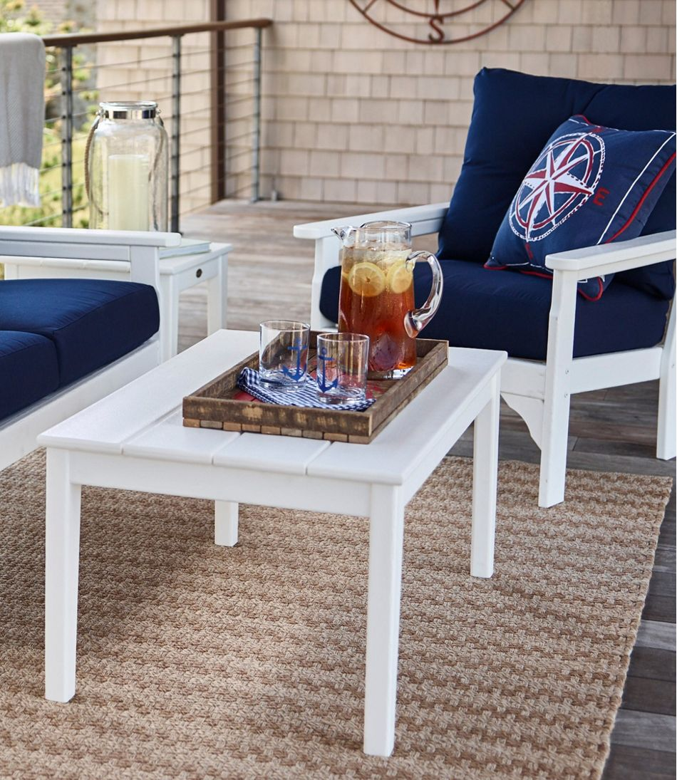 All-Weather Patio Coffee Table