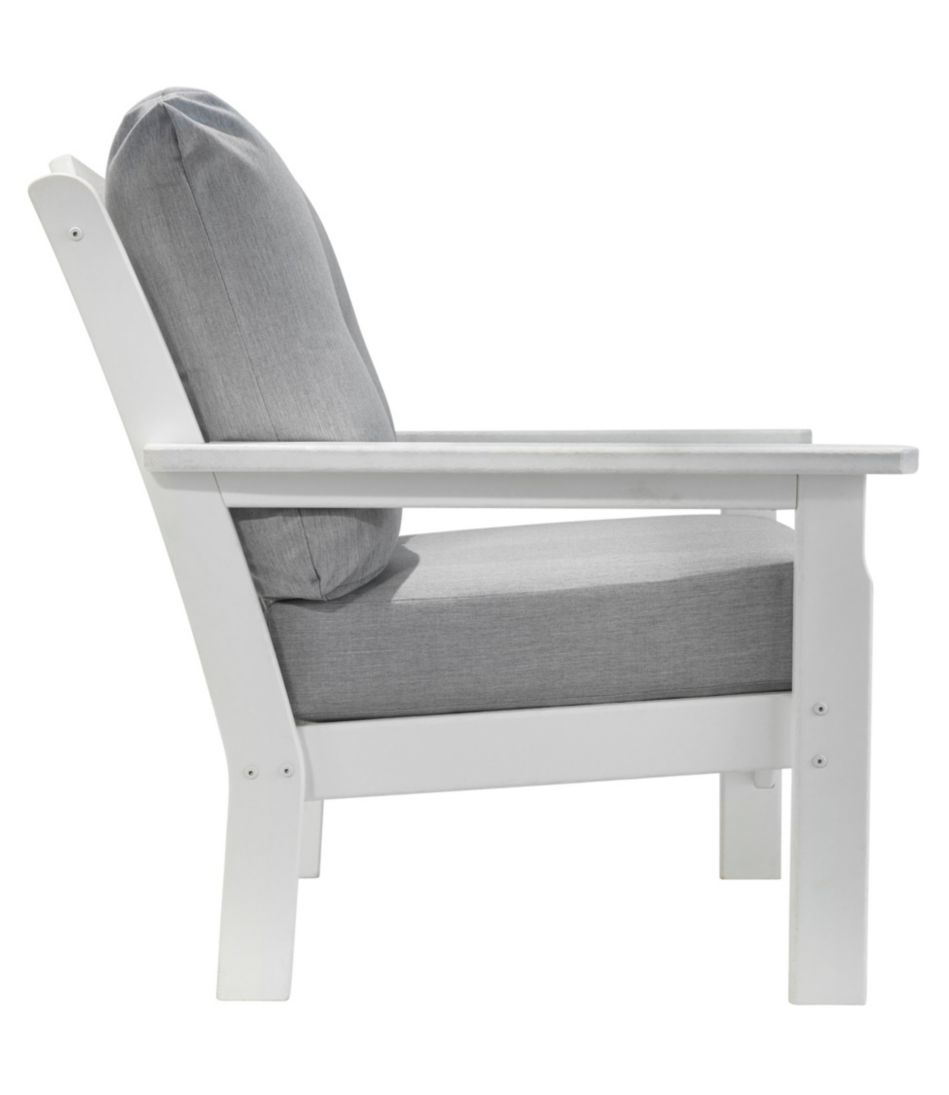 All-Weather Patio Chair with Granite Cushion