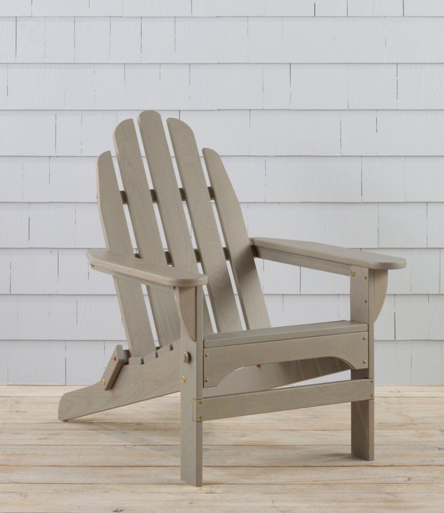 Folding Wooden Adirondack Chair Free Shipping At L.L.Bean