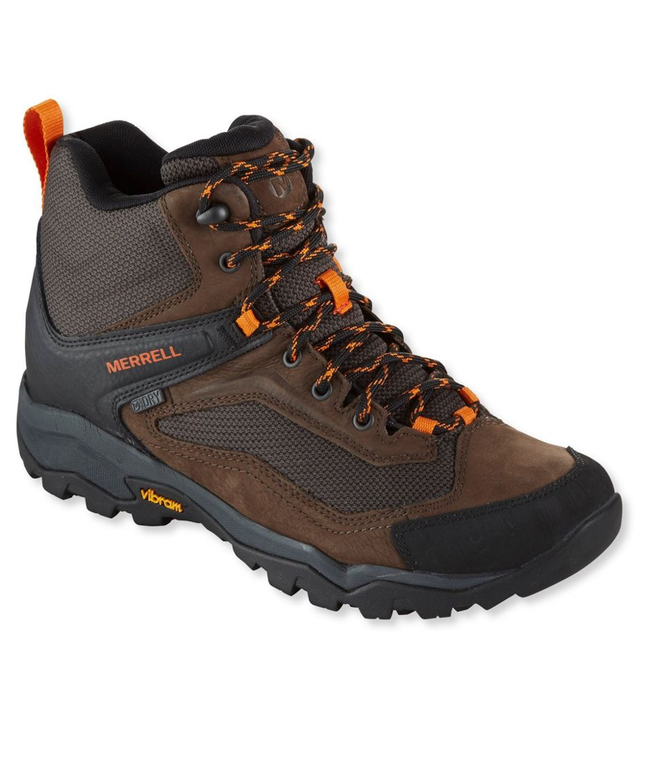 top-rated professional hot-selling genuine special discount Men's Merrell Everbound Ventilated Waterproof Hiking Boots