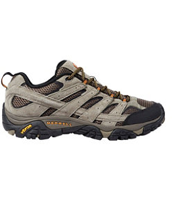 Men's Merrell Moab 2 Ventilated Trail Shoes