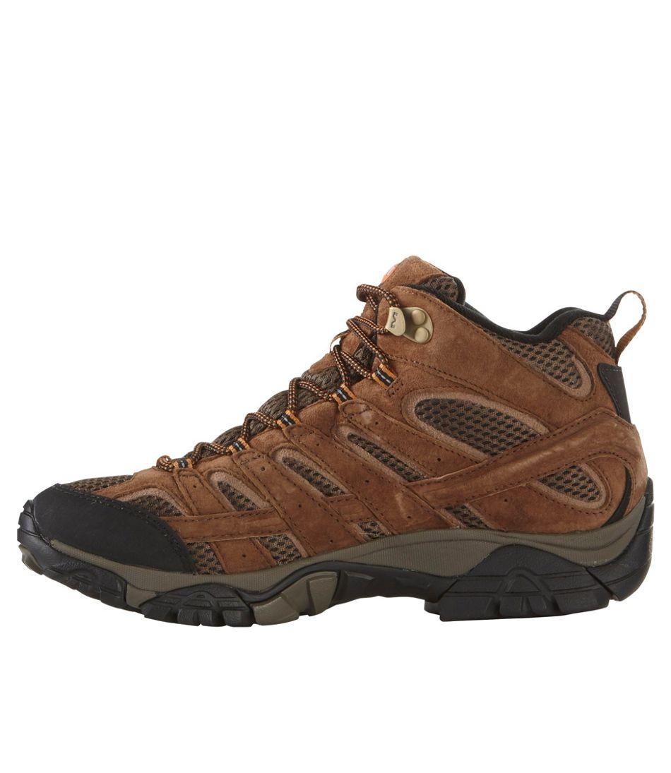 Men's Merrell Moab 2 Waterproof Hiking Boots