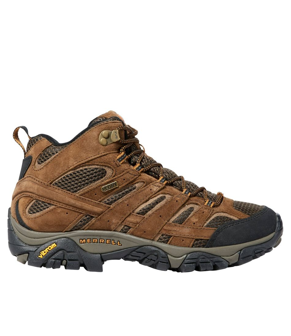 1760ec5e34 Men's Merrell Moab 2 Waterproof Hiking Boots