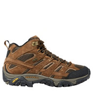 Men's Merrell Moab 2 Waterproof Hiking Boots