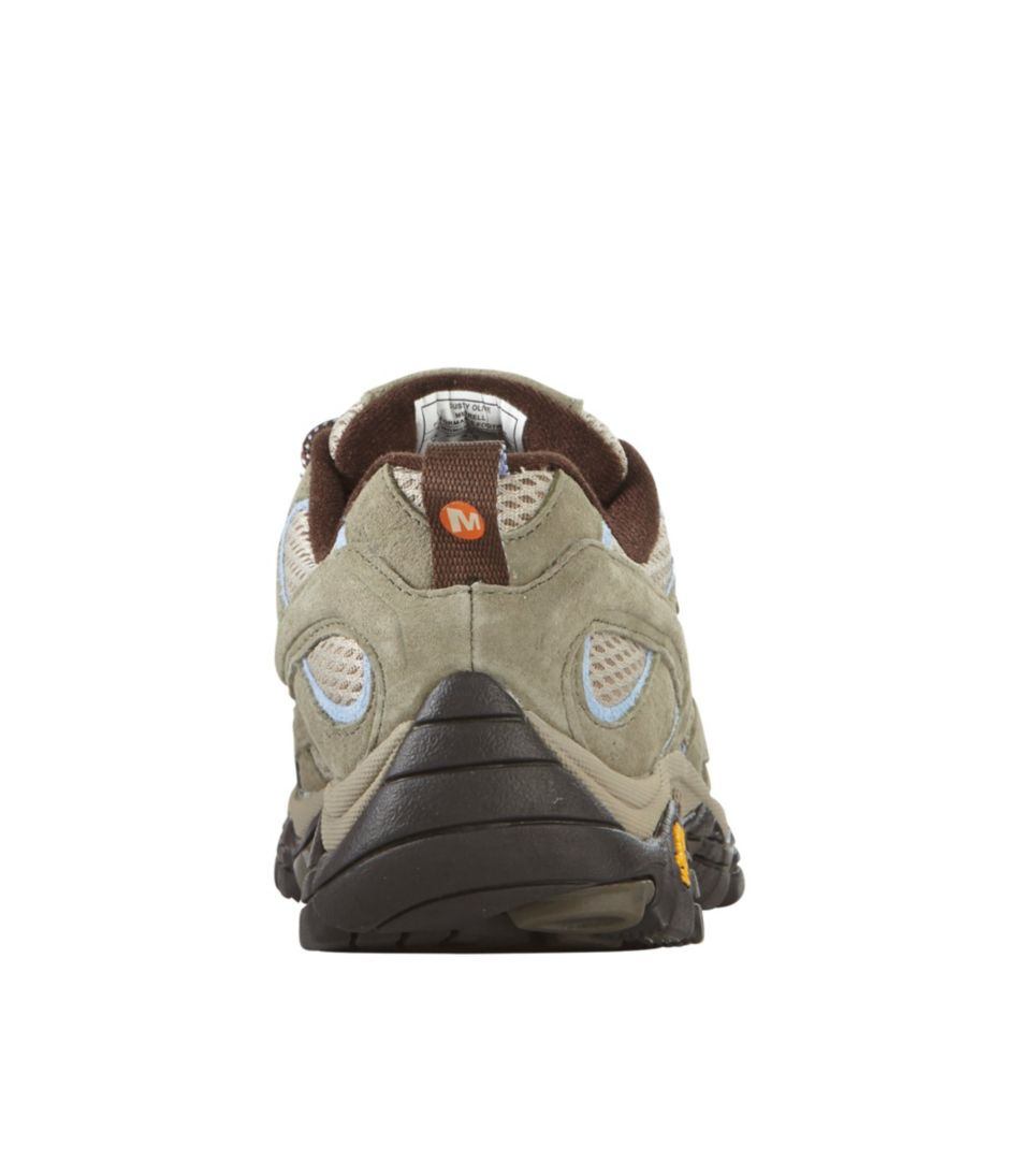 Women's Merrell Moab 2 Waterproof Hiking Shoes