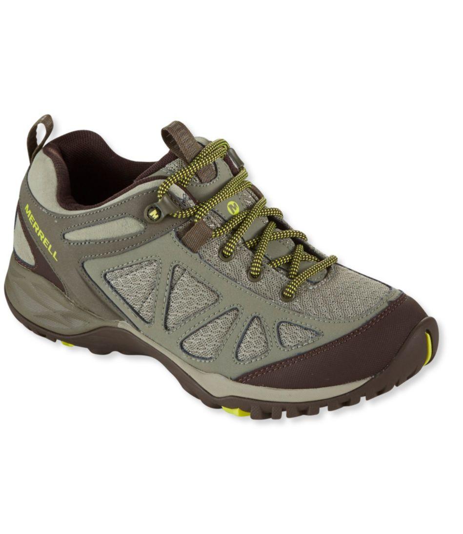 Women's Merrell Siren Sport Q2 Low Ventilated Hiking Shoes