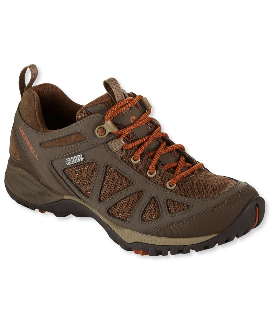d96b0df0ad30a2 Women s Merrell Siren Sport Q2 Low Waterproof Hiking Shoes