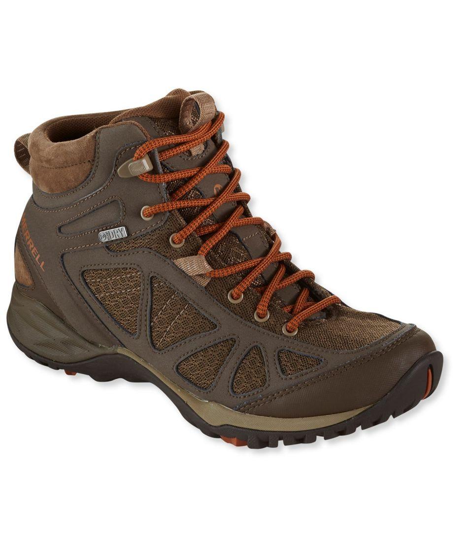 tunnetut tuotemerkit söpö halpa poimittu Women's Merrell Siren Sport Q2 Waterproof Hiking Boots