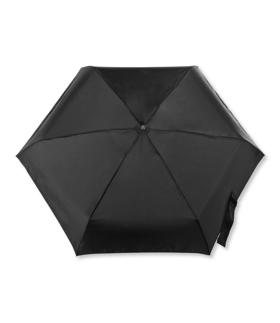 Totes Titan Mini Manual Umbrella with NeverWet Technology
