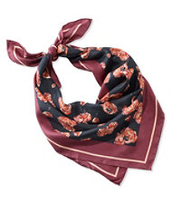 Signature Silk Scarf