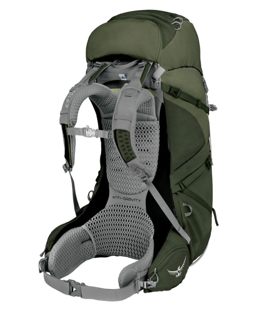 Osprey Aether 70 Anti-Gravity Expedition Pack