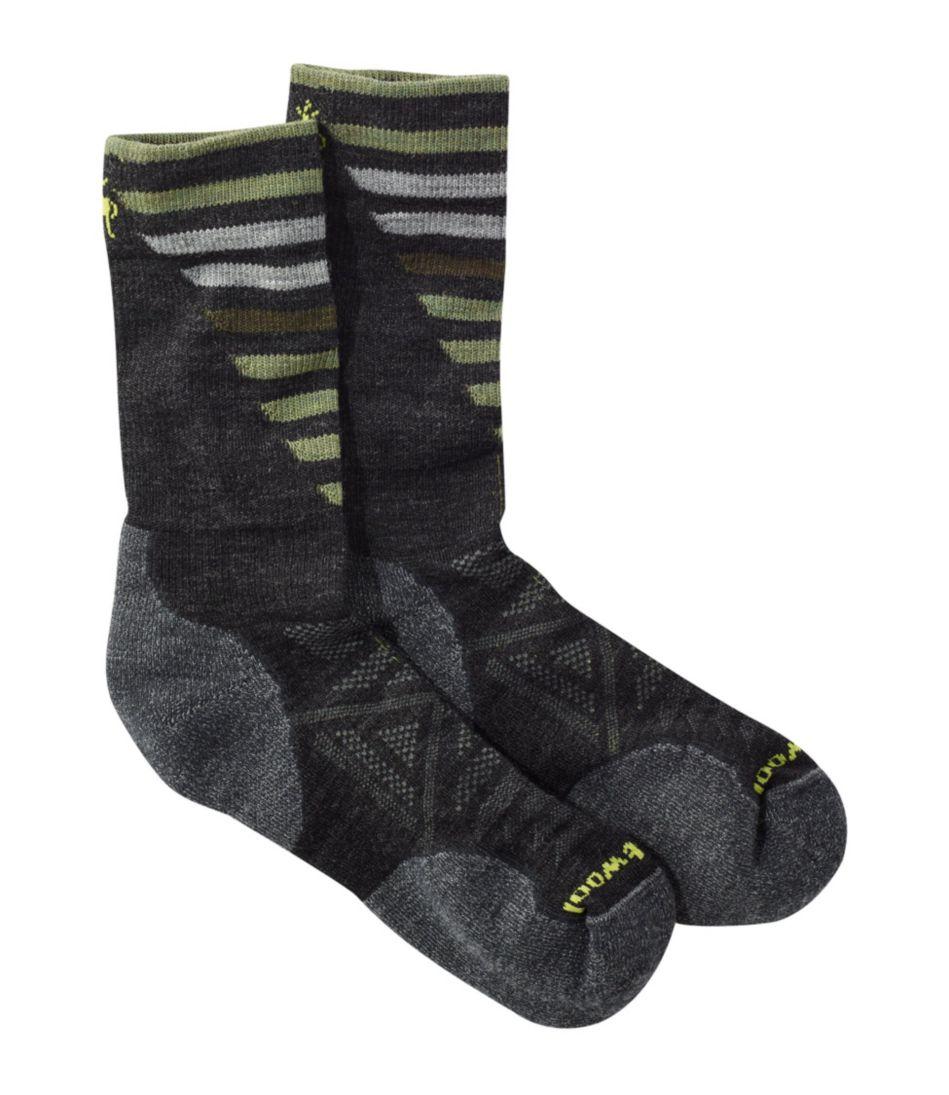 SmartWool PhD Outdoor Crew Socks, Lightweight