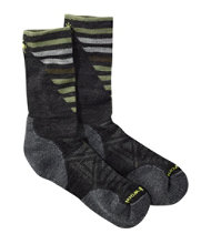 SmartWool PhD Outdoor Crew Socks, Lightweight