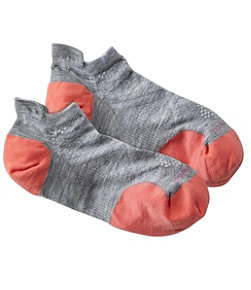 Women's SmartWool PhD Run Micro Socks, Ultralight