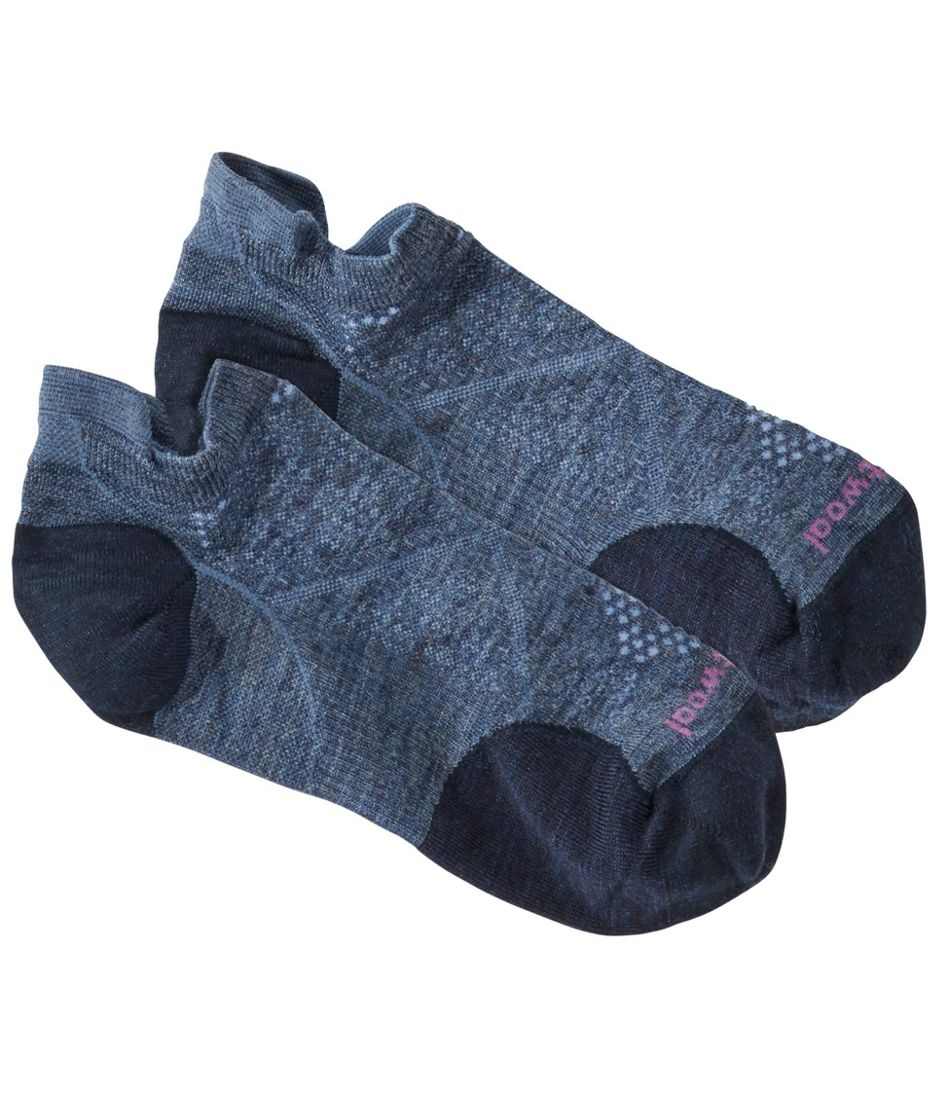 Women's SmartWool PhD Run Micro Socks, Ultralight