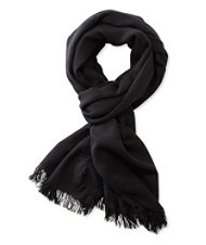 Oversized Woven Scarf by Hat Attack