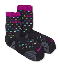 Sugoi RSR Cycling Quarter Socks, Print