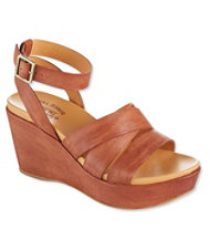 Amber Wedge by Kork-Ease